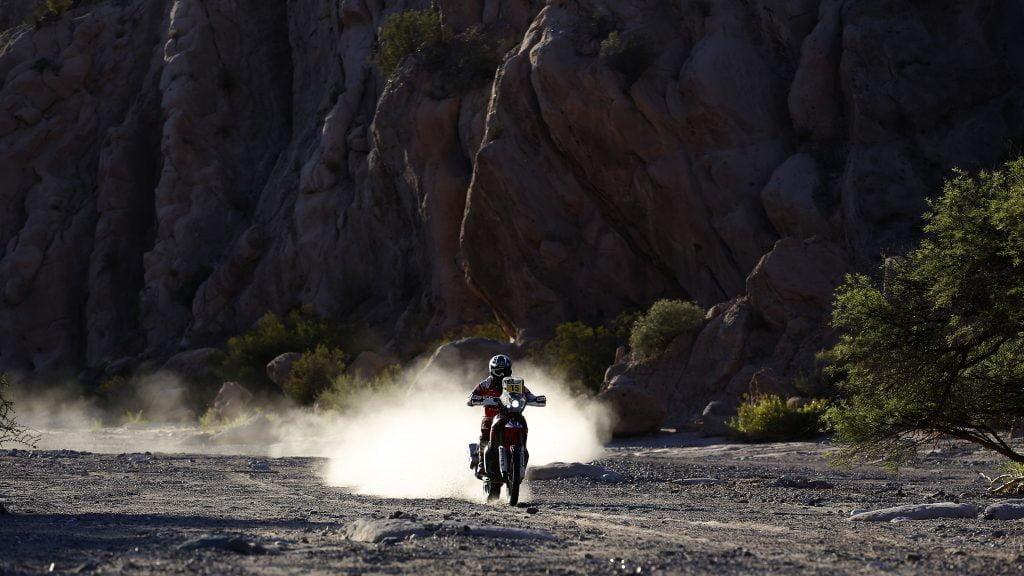 during the Dakar 2017 Paraguay Bolivia Argentina , Etape 10 - Stage 10, Chilecito - San Juan, January 12 - Photo Benjamin Cremel / DPPI
