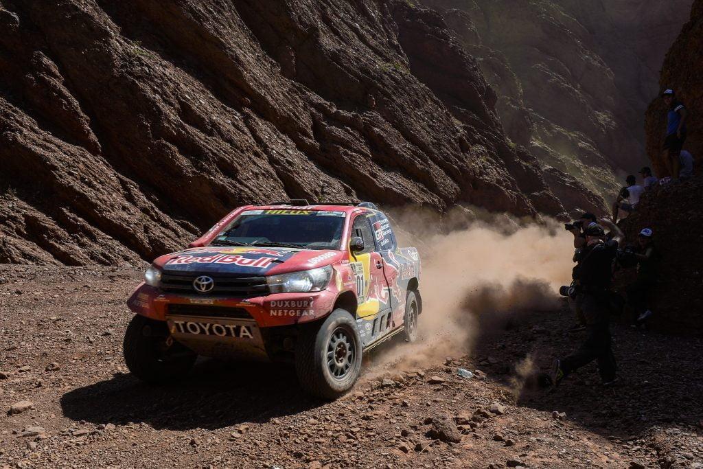 during the Dakar 2017 Paraguay Bolivia Argentina , Etape 3 - Stage 3, San Miguel de Tucuman - San Salvador de jujuy , January 4 - Photo Eric Vargiolu / DPPI