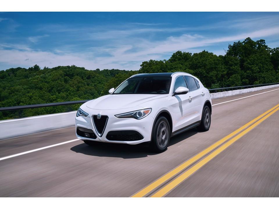 2019 Alfa Romeo Stelvio Automobile Magazine