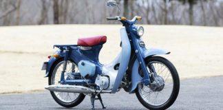 Yeni Honda Super Cub 125