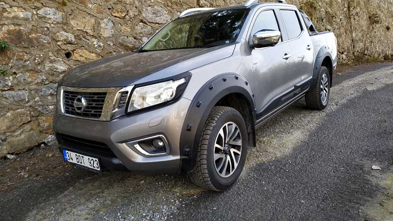 4 X 4 >> Test Surusu Nissan Navara Force 2 3 Dci Diesel Turbo Ii Platinum