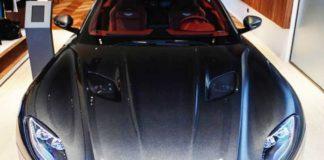 Aston Martin 'DBS SUPERLEGGERA'