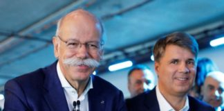Daimler ve BMW, kendi kendine süren (otonom araçlar)