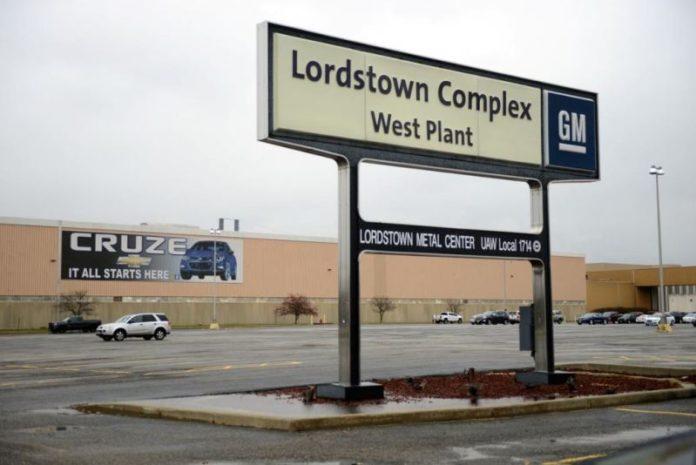 GM Ohio fabrikasında üretime son verdi