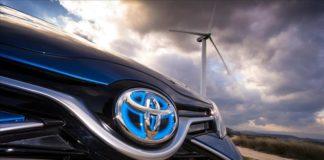 Toyota düşük emisyon ortalaması ile dikkati çekti