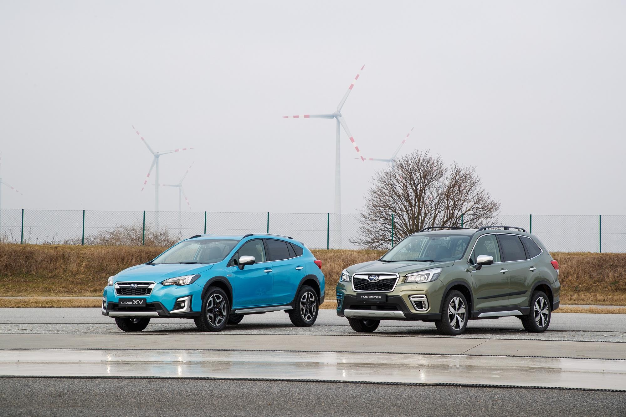 Yeni Subaru Forester Japon NCAP'inden en yüksek puanları aldı