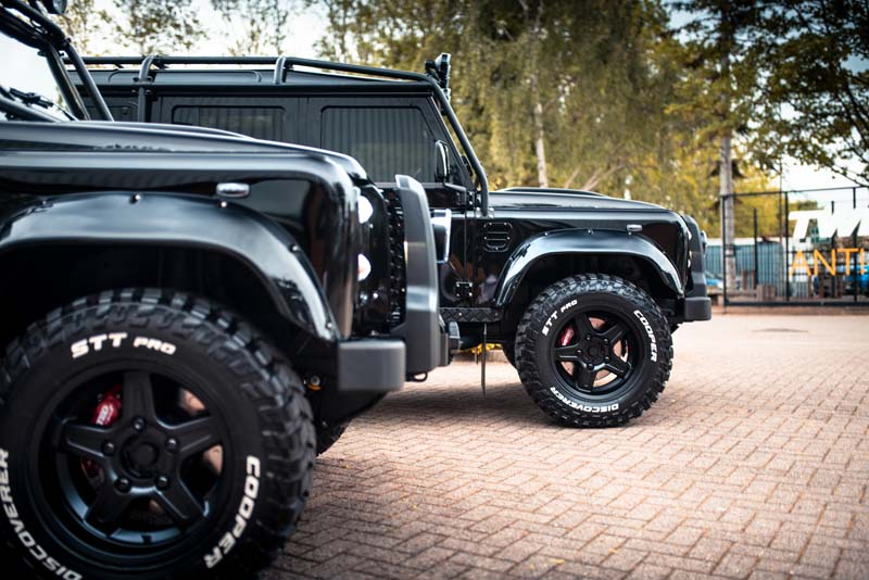 British G-Wagen Killer Roars Into USA - 650+ HP SUV Lineup Born From Iconic 'Defender' + Global
