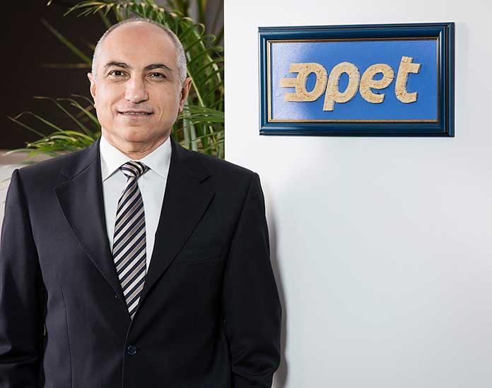 OPET Genel Müdürü Cüneyt Ağca…